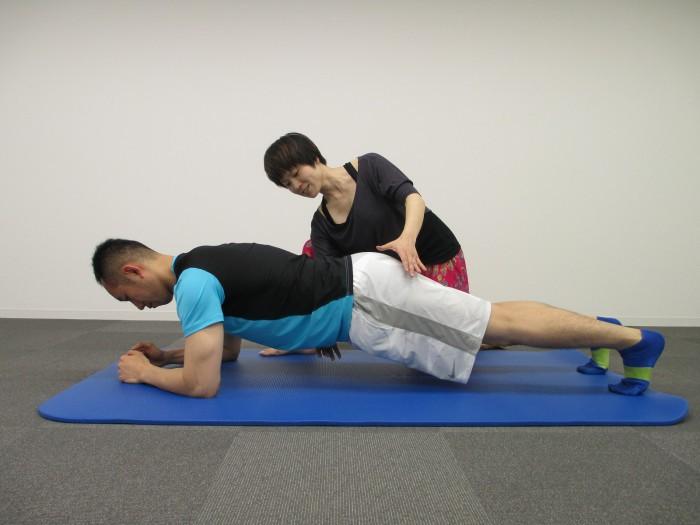 筋肉増量・筋力アップをすることにより身体の活動代謝を高める