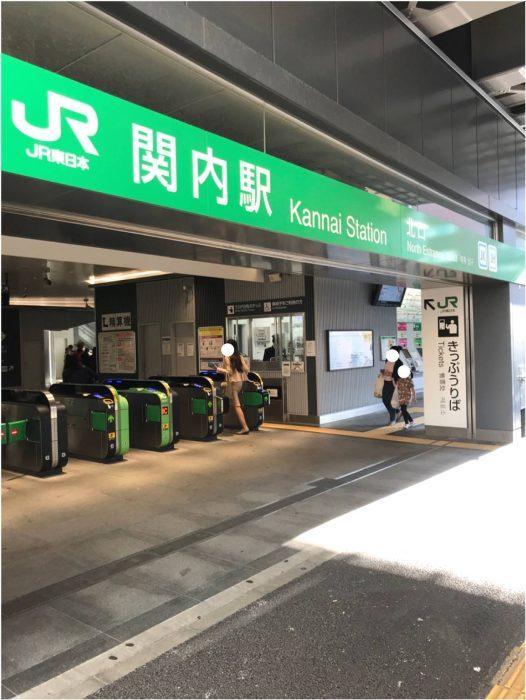 関内駅から徒歩6~8分
